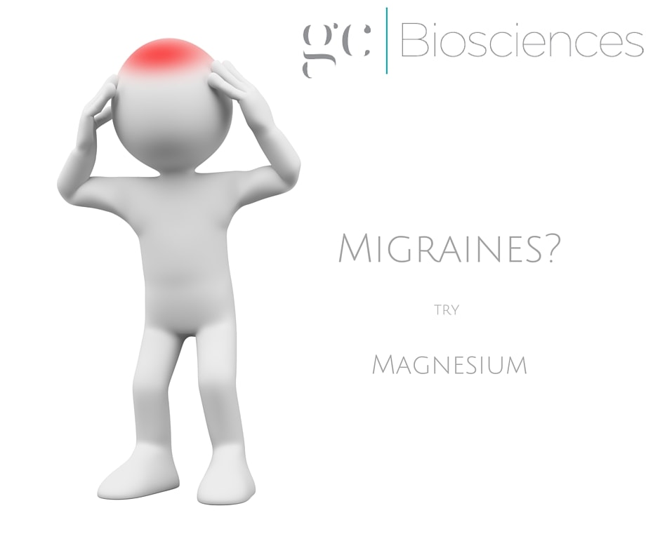 Suffer with Migraines? Magnesium Could Help