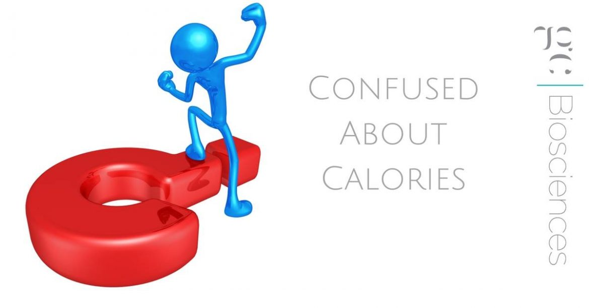 Confused About Calories? Let's be Clear Once & For All